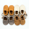 Loafer Baby and Toddler Shoes(Honey, Mushroom, Suede Toast)
