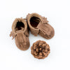 Weathered Wood Ultra Fringe BOOTS Baby and Toddler