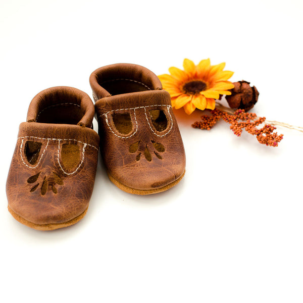 Brandy LOTUS T-strap Shoes Baby and Toddler