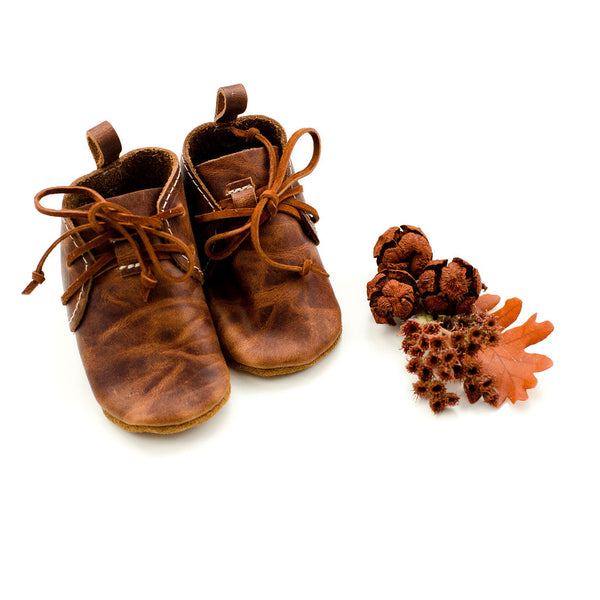 Brandy LACE UP BOOTIES Baby and Toddler