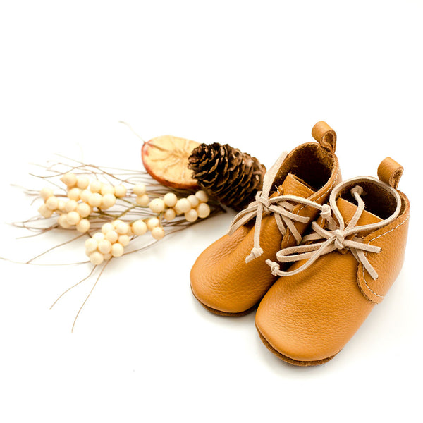 Honey LACE UP BOOTIES Baby and Toddler