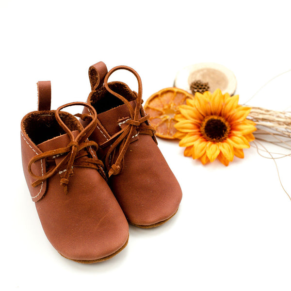 Cedar LACE UP BOOTIES Baby and Toddler