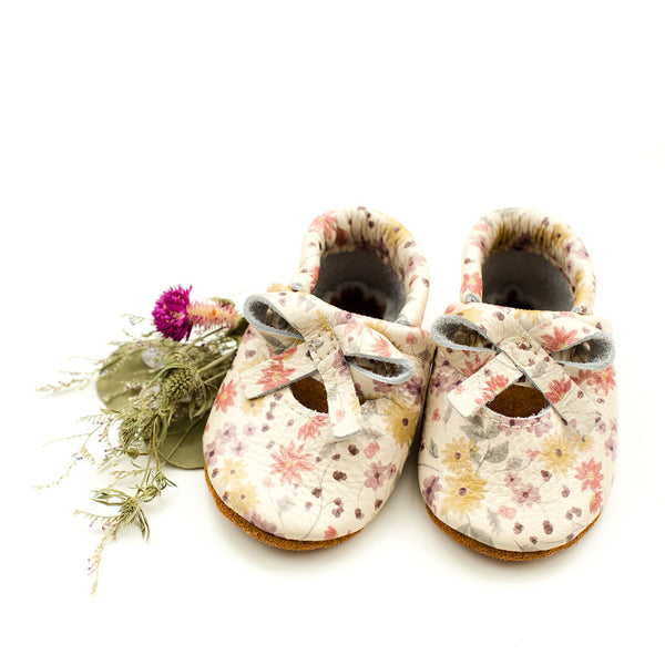 Autumn BALLET BOW FLATS Baby and Toddler