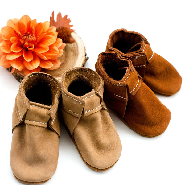 Potato, Scotch SCOUT BOOTIES Baby and Toddler