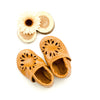 Caramel DAHLIA Shoes Baby and Toddler