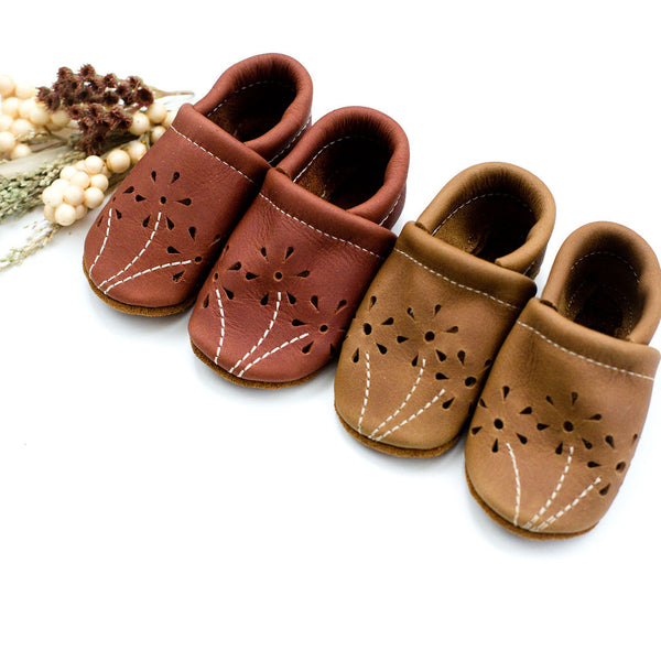Cedar & Oak BLOSSOMS Shoes Baby and Toddler