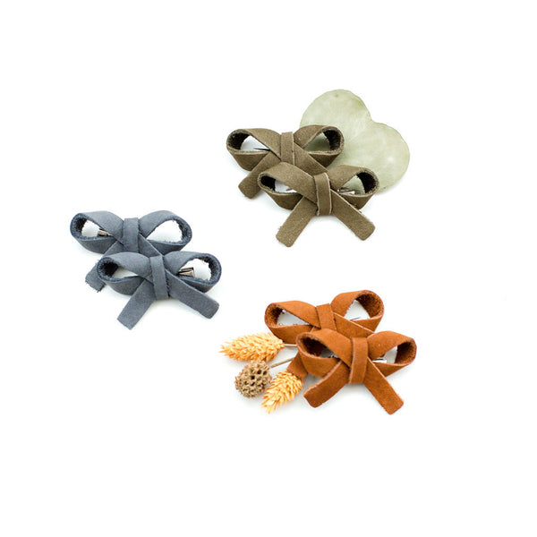Fall 2020 Ballet Bow Piggy Clip// Pick Your Color