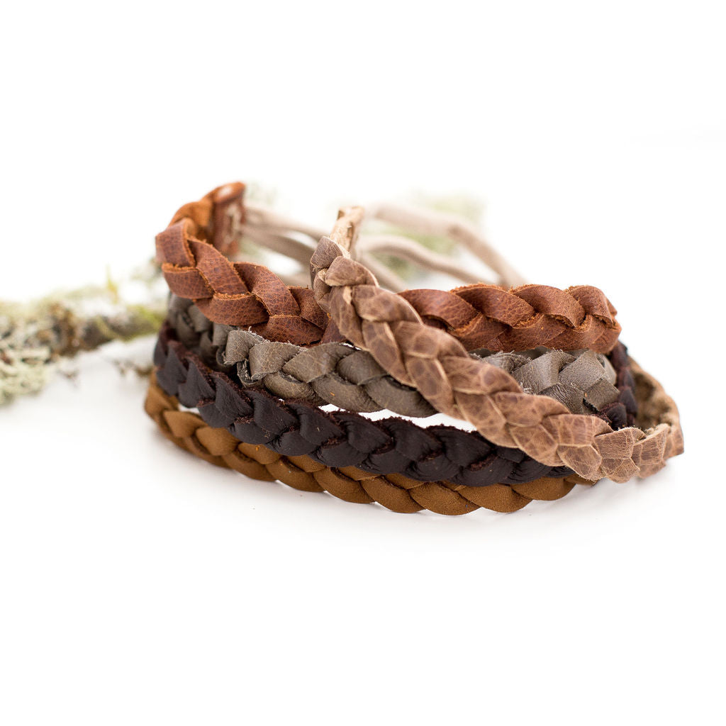 Earth tones Colors Braided Headband// Pick Your Color