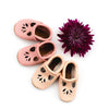 Peach  LOTUS T-strap Shoes Baby and Toddler