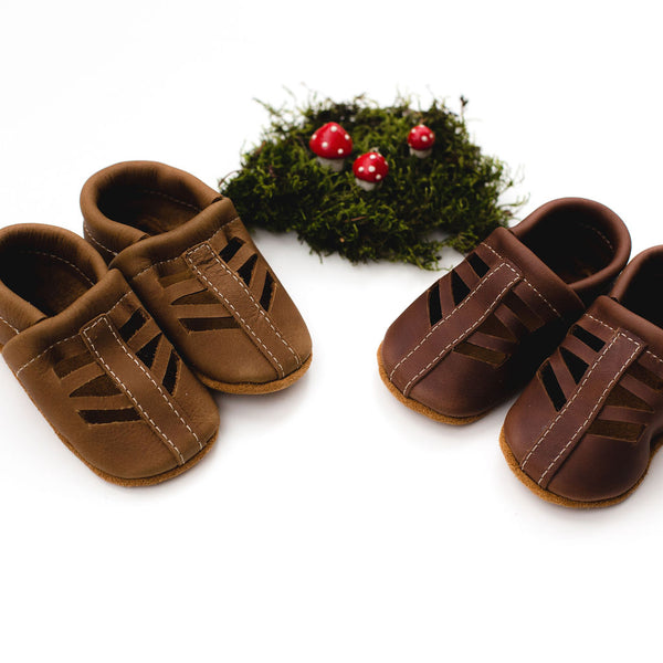 Oak & Walnut SEQUOIA SANDALS Shoes Baby and Toddler