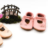 Peach Ivy Janes Shoes Baby and Toddler