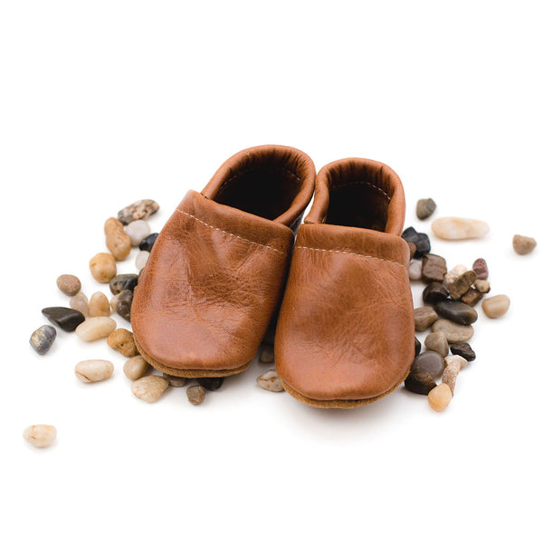 Maple Leather Loafers Shoes Baby and Toddler