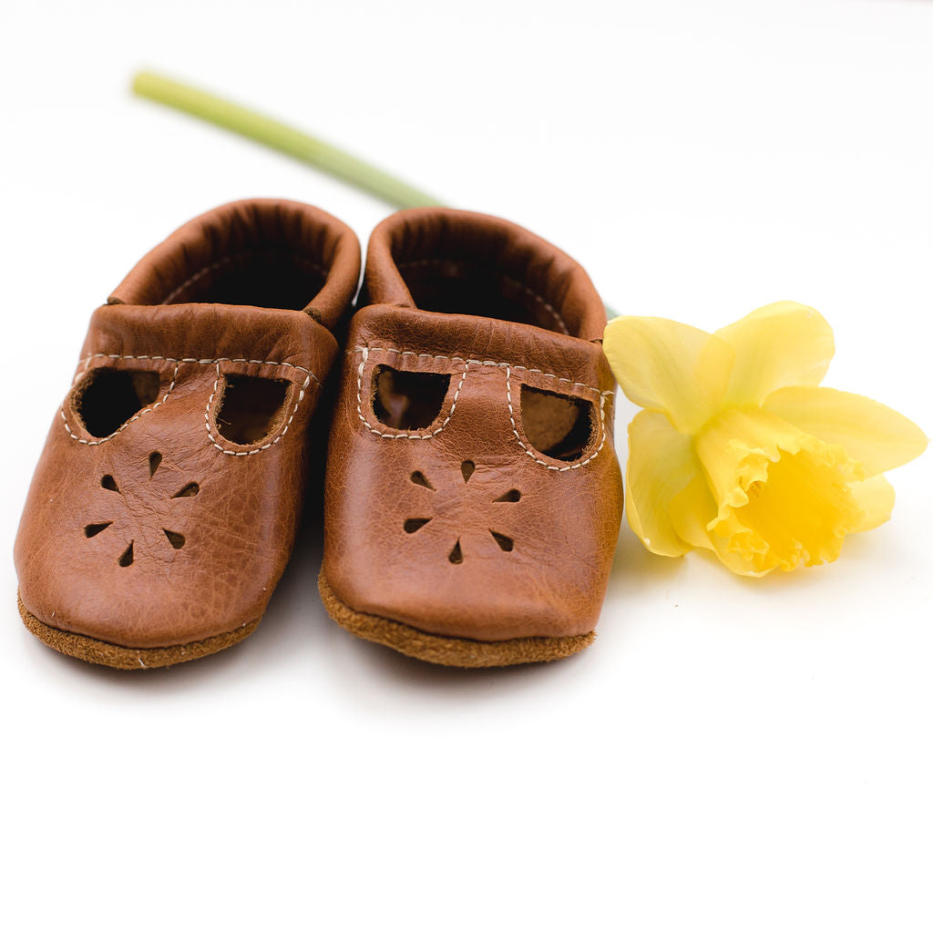 Maple T-Strap Shoes Baby and Toddler