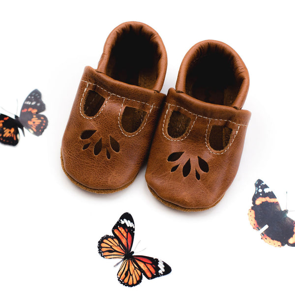 Maple LOTUS T-strap Shoes Baby and Toddler