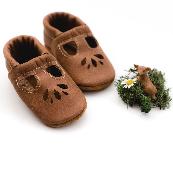 Tribe LOTUS T-strap Shoes Baby and Toddler