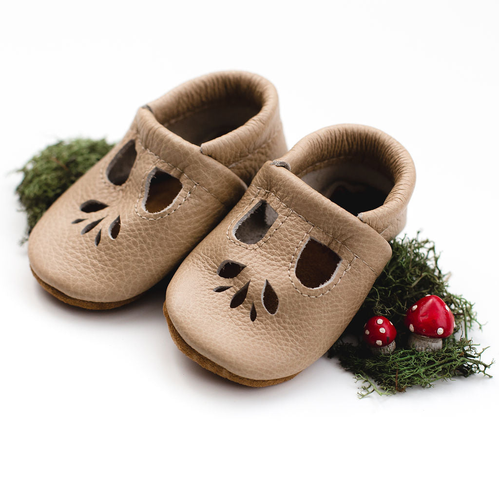 Barley LOTUS T-strap Shoes Baby and Toddler