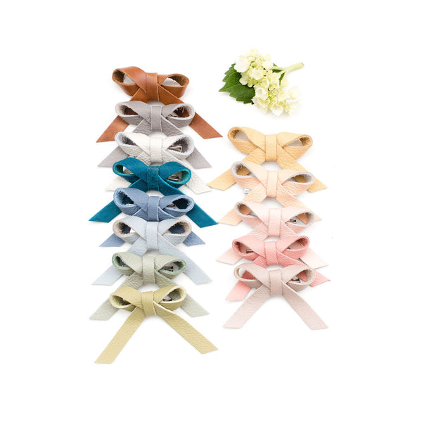 Pastel Spring Colors Large Ballet Bow Clip// Pick Your Color