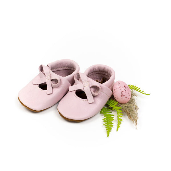 Bubblegum BALLET BOW FLATS Baby and Toddler
