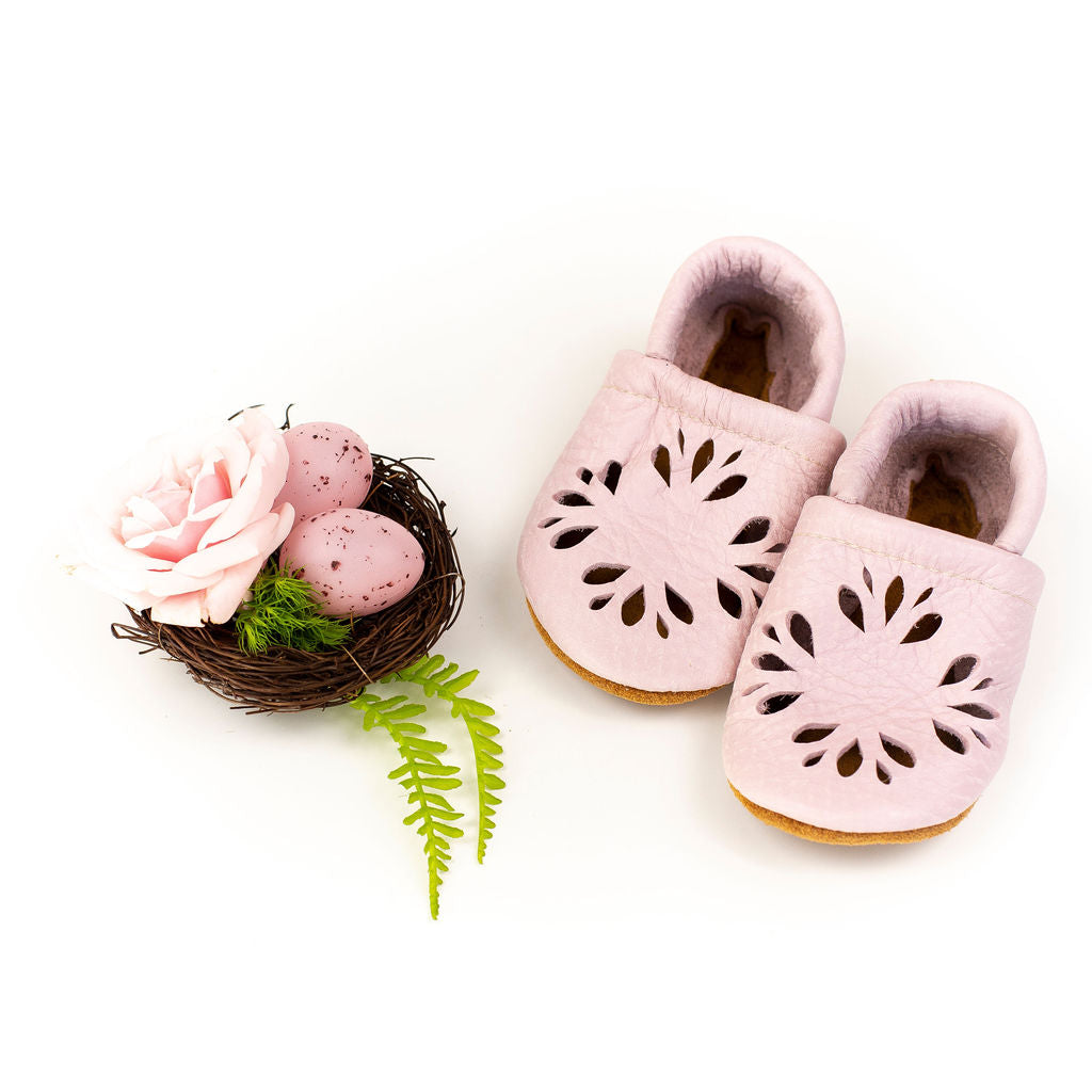 Bubblegum DAHLIA Shoes Baby and Toddler