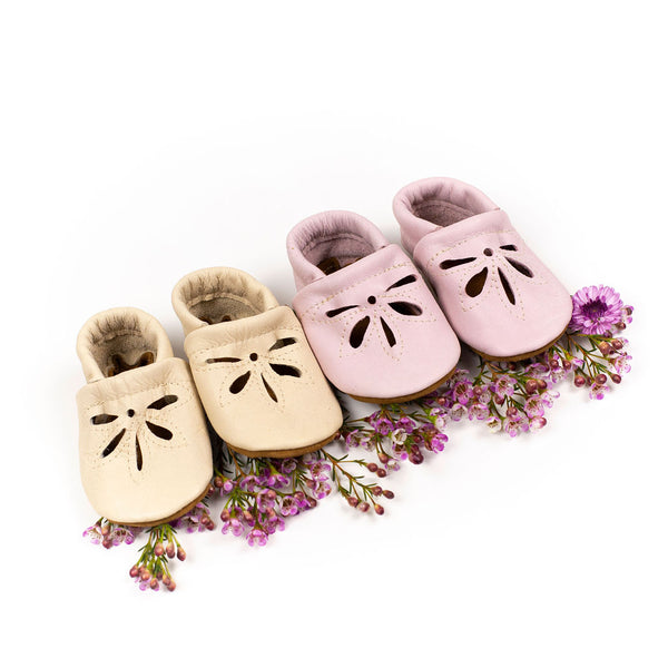 Coconut & Bubblegum DAISY SANDALS Shoes Baby and Toddler