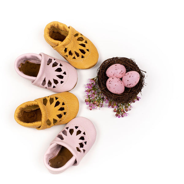 Bubblegum & Mango CITRUS Shoes Baby and Toddler
