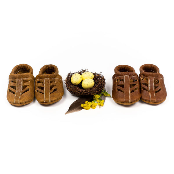Ginger & Cocoa SEQUOIA Shoes Baby and Toddler