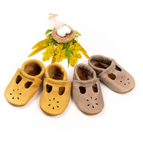 Mango & Agate T-strap Shoes Baby and Toddler