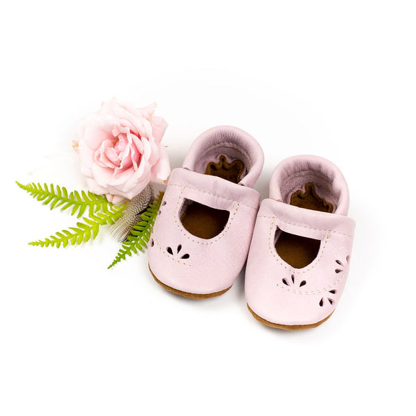 Bubblegum Ivy Janes Shoes Baby and Toddler