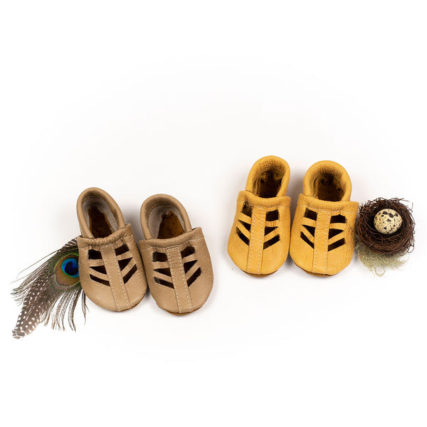 Sand dollar & Mango SEQUOIA Shoes Baby and Toddler