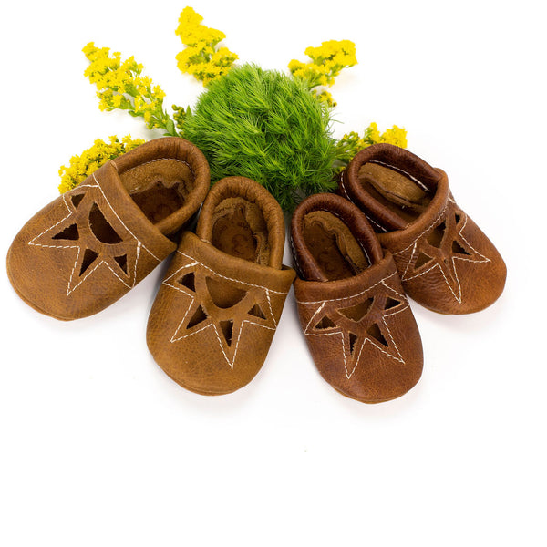 Ginger & Cocoa SUNRISE Shoes Baby and Toddler