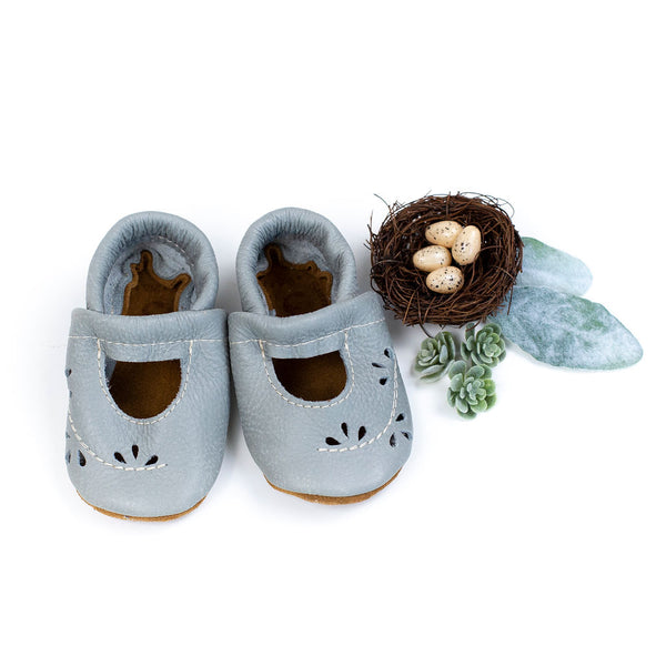Turtle Ivy Janes Shoes Baby and Toddler