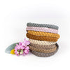 Spring 2021 Braided Headband// Pick Your Color