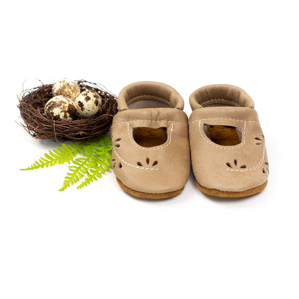 Sand dollar Ivy Janes Shoes Baby and Toddler