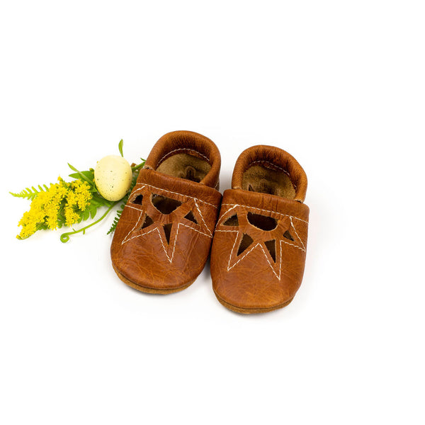 Pecan SUNRISE Shoes Baby and Toddler