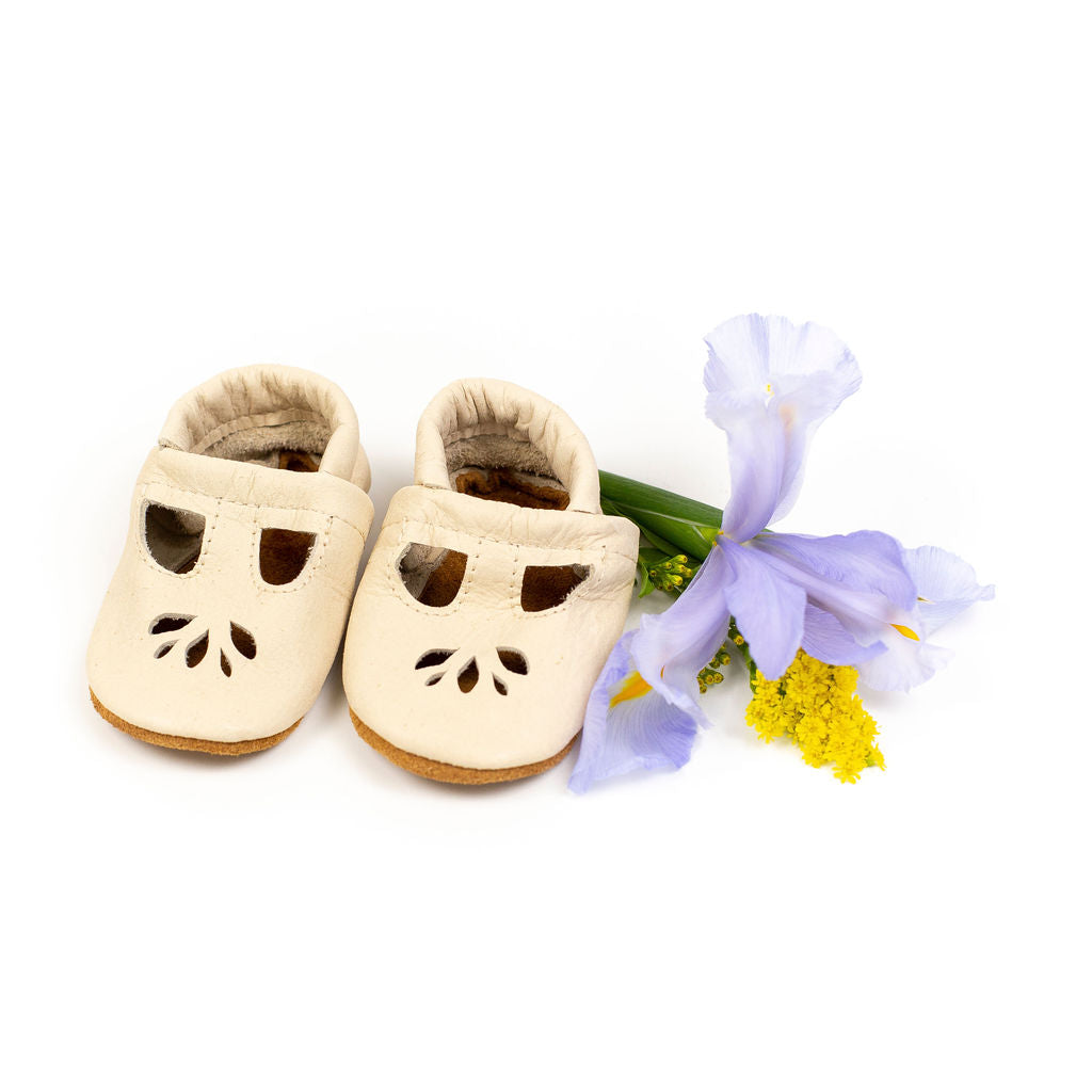 Coconut LOTUS T-strap Shoes Baby and Toddler