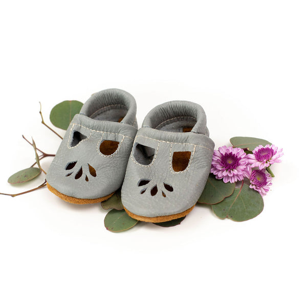 Turtle LOTUS T-strap Shoes Baby and Toddler