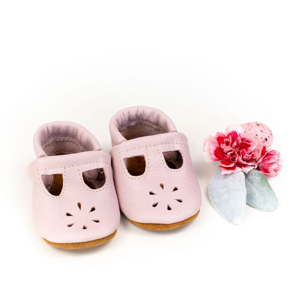 Bubblegum T-strap Shoes Baby and Toddler