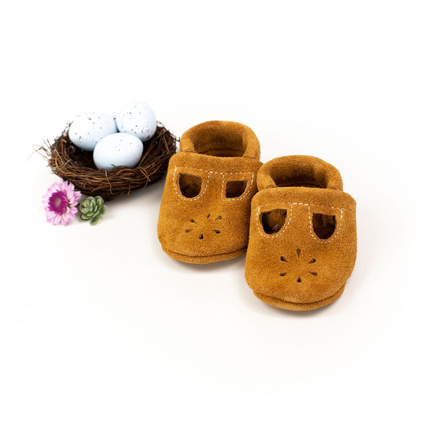Toast T-strap Shoes Baby and Toddler