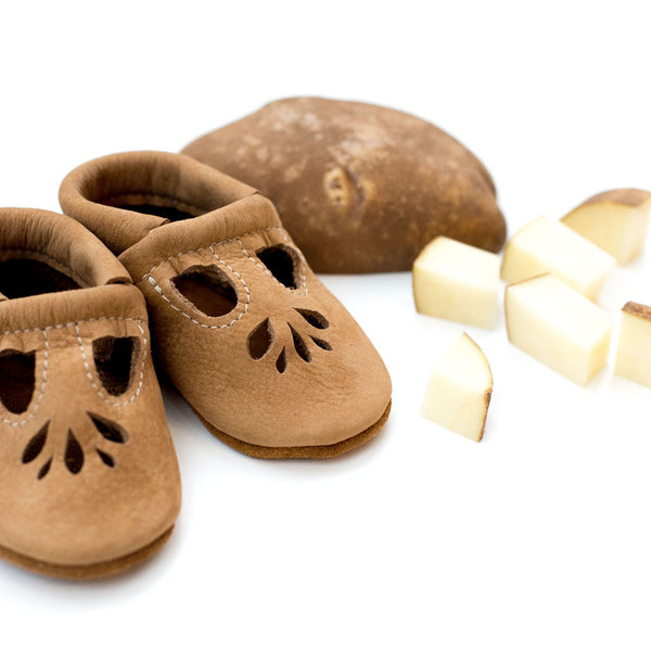 Potato LOTUS T-strap Shoes Baby and Toddler