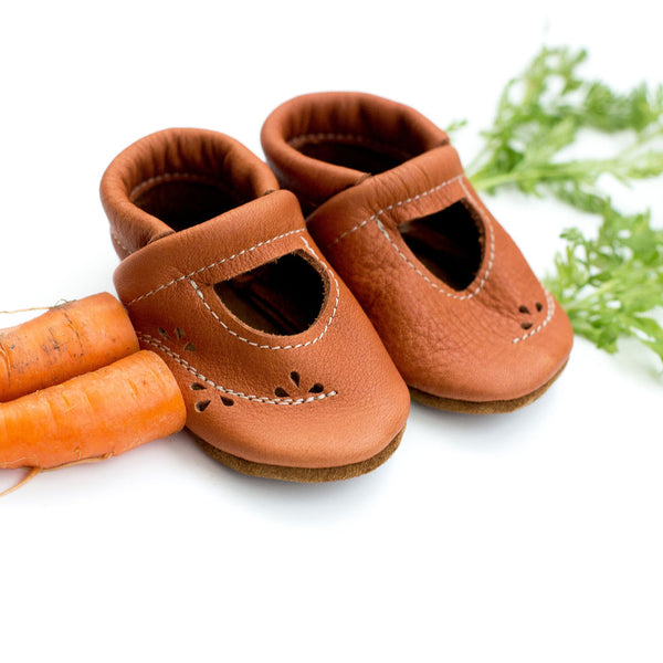 Carrot Ivy Janes Shoes Baby and Toddler