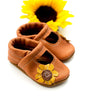 Sunflower Mary Janes Shoes Baby and Toddler