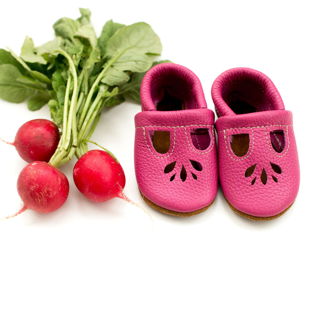 Radish LOTUS T-strap Shoes Baby and Toddler