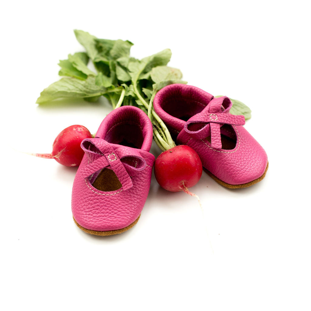 Radish BALLET BOW FLATS Baby and Toddler