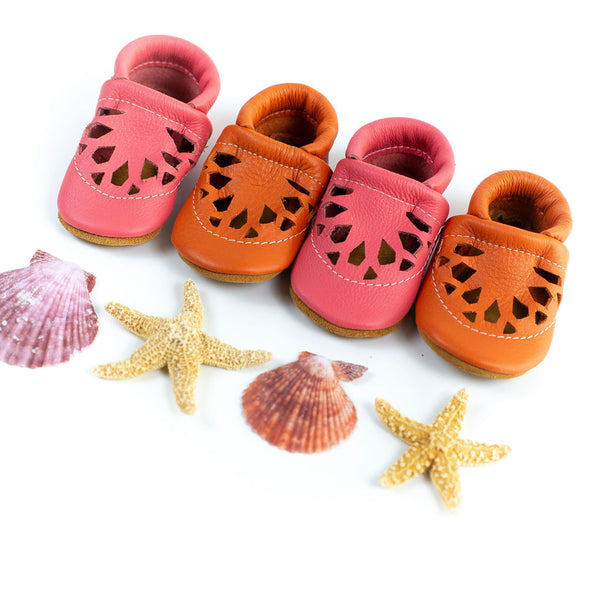 Punch & Tangerine CITRUS Shoes Baby and Toddler
