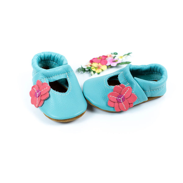 Aqua LILY JANES Shoes Baby and Toddler