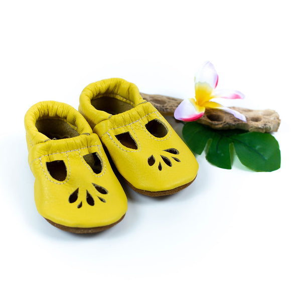 Pineapple LOTUS T-strap Shoes Baby and Toddler