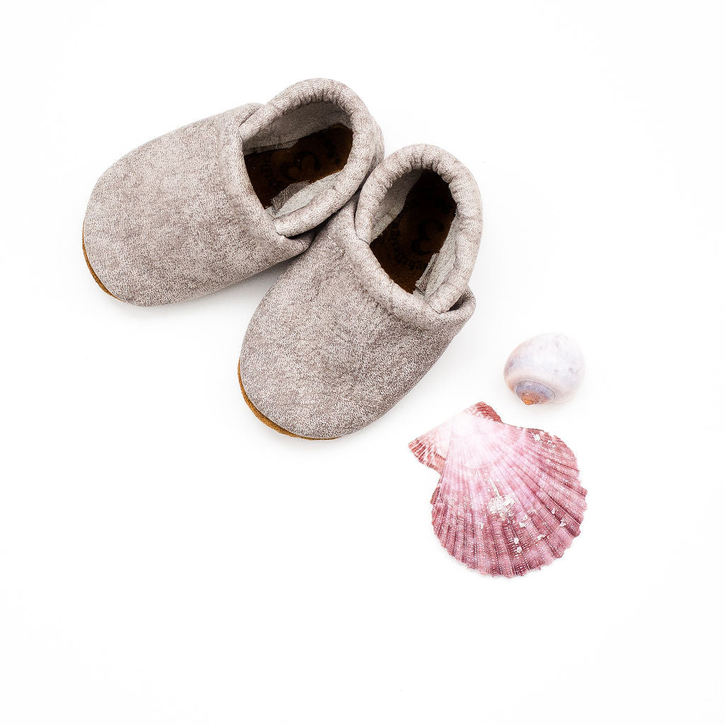 Ash Leather Loafers Shoes Baby and Toddler