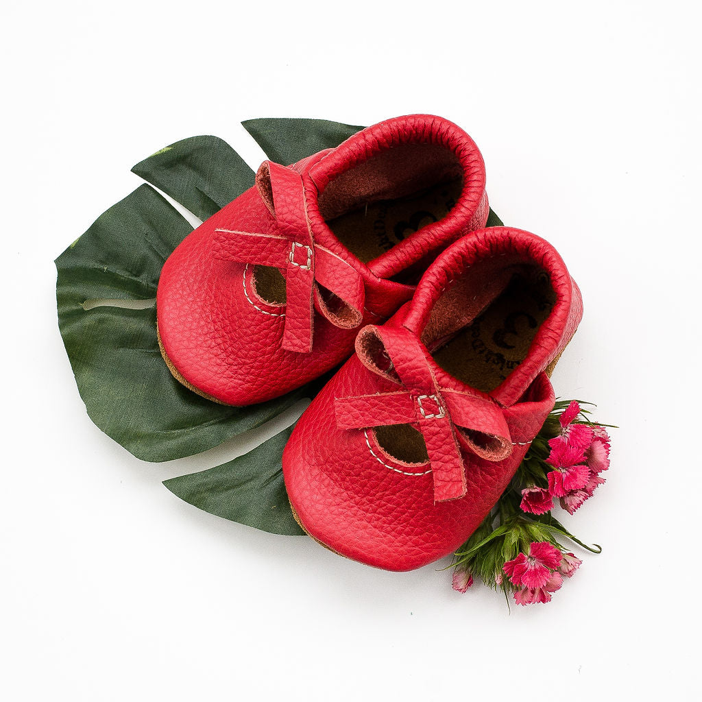 Poppy BALLET BOW FLATS Baby and Toddler