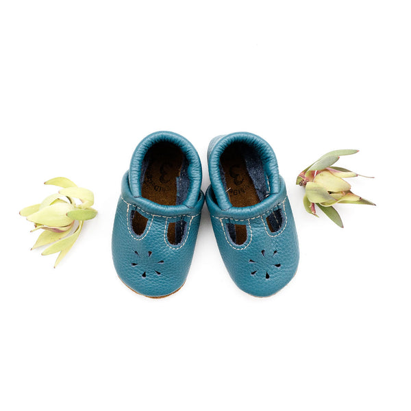 Surf T-strap Shoes Baby and Toddler