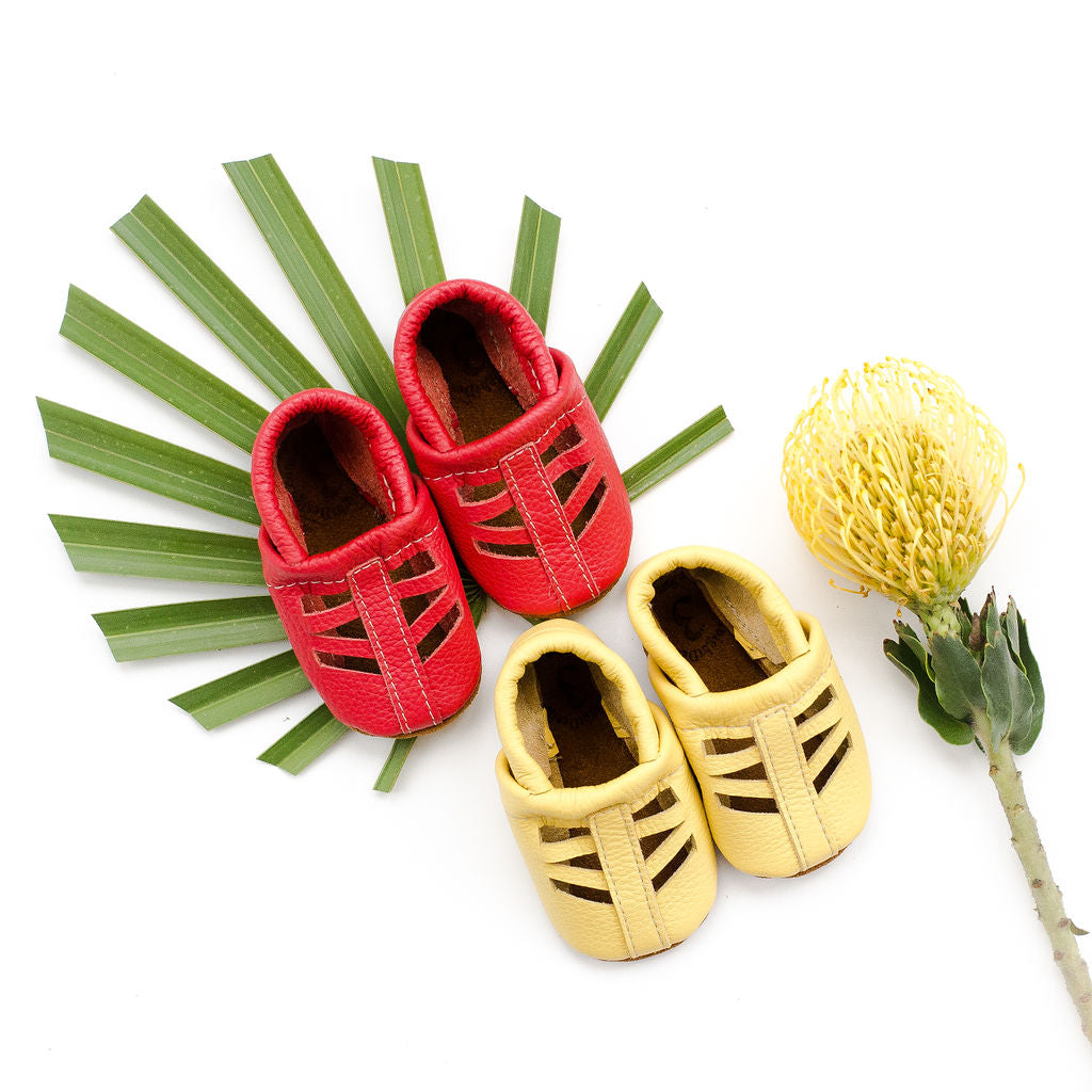Poppy & Pineapple SEQUOIA Shoes Baby and Toddler